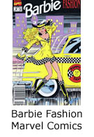 Writer of Barbie and Barbie Fashion comics