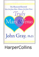 Illustrator of Truly Mars & Venus by John Gray